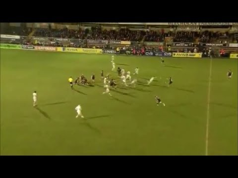 Andy Goode final second drop goal vs Exeter 2014