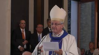 Homilia Arquebisbe - Meritxtell 2019