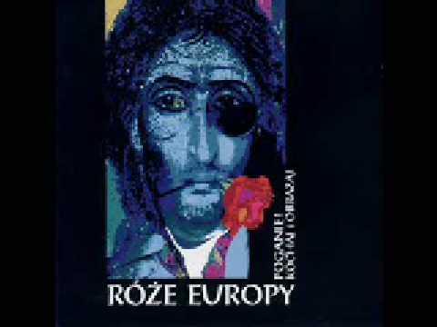 Róże Europy - Marihuana
