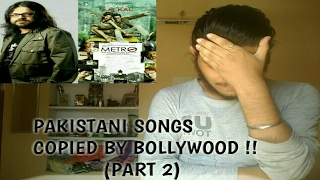 Pakistani songs copied by Bollywood(Part 2) | Ep 8| Pritam spe…