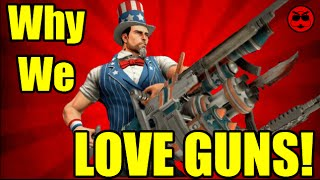 Game Exchange - Why America Loves Shooter Games