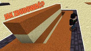 Jak zbudować ścianę pułapkę w minecraft!