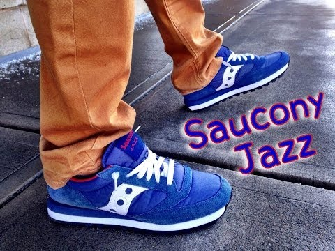 gettare fumo negli occhi contatore Strumento  Saucony Jazz Original Review & On Feet - YouTube