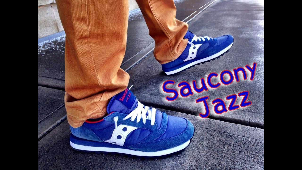 saucony jazz man