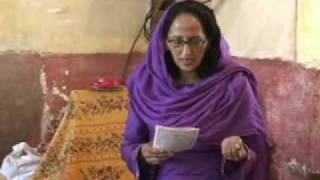 dharti tv sukkur (sukkur district jail farzana)