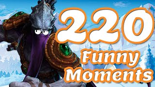 Heroes of the Storm: WP and Funny Moments #220