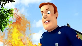 Feuerwehrmann Sam ⭐️ Teammitgliedern - Lustigsten Momente | Neue Folgen | Cartoons fur Kinder