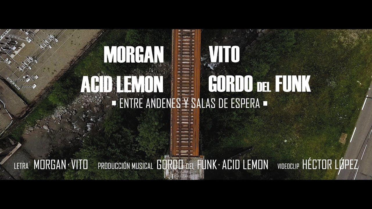 Rap Poético El Verso Maldito Del Morgan Y Del Vito