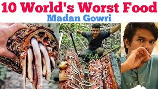 WORLD'S WORST FOOD!   Tamil   Madan Gowri   MG