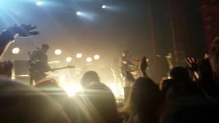 Brand New -Millstone live Montréal (June 11th, 2016)