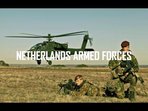 Netherlands Armed Forces 2017