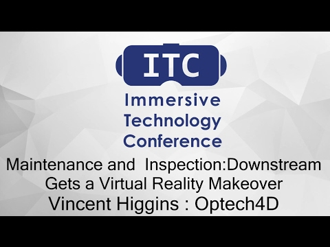 A New Approach to Maintenance and Inspection : Vincent Higgins - Optech4D