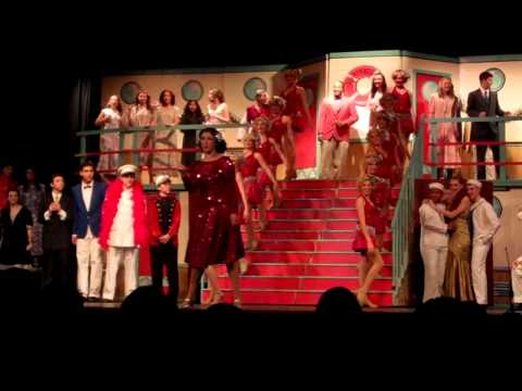 """Howell High School Presents Anything Goes - """"Blow ..."""