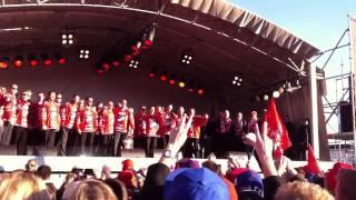 Pienissä Häissä märkäsimo Feat Jare & villegalle HIFK 2011 PARTY