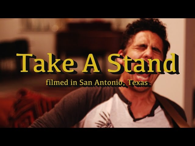 Take A Stand (feat. Chacho Saldaña)