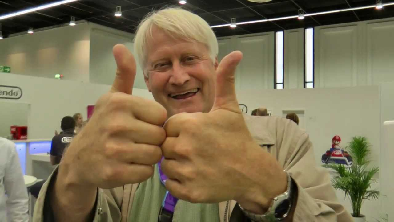 Image result for Runner 2 Charles Martinet