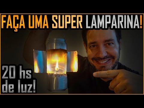 Lamparina - Como