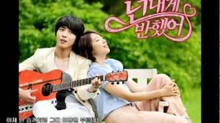 CNBLUE(정용화 鄭容和) - 그리워서 (I Miss You) 繁體中韓字幕 你迷上我OST Part3