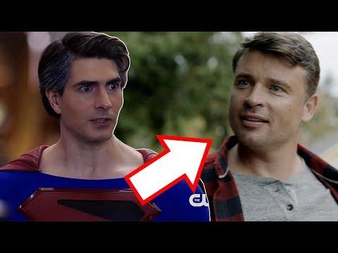 Crisis on Infinite Earths Trailer Breakdown! - Smallville Superman and Multiple Earths Destroyed!