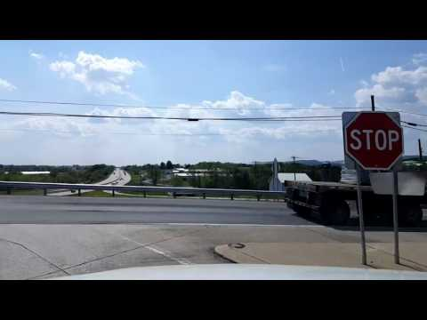 BigRigTravels LIVE! - Bethel to Hershey, Pennsylvania - May 24, 2016
