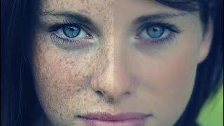 Ретушь лица в Фотошопе CS6: как убрать веснушки и морщины УНИКАЛЬНЫЙ СПОСОБ!