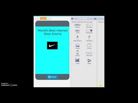 Coding Phone Apps: Shopping App 1