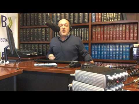 The Law Offices of Spar & Bernstein | Episode 8 LIVE (11-18-16)