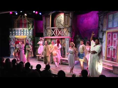 Musical montage from Porchlight Music Theatre's