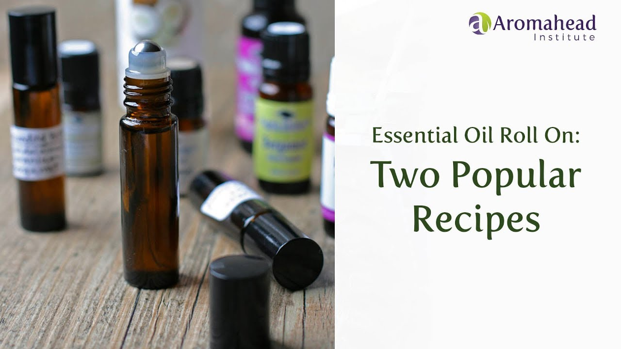 2 Essential Oil Roll-On Recipes (+ why they work!)