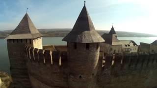 Хотинская крепость, Каменец-Подольская крепость. Велотур