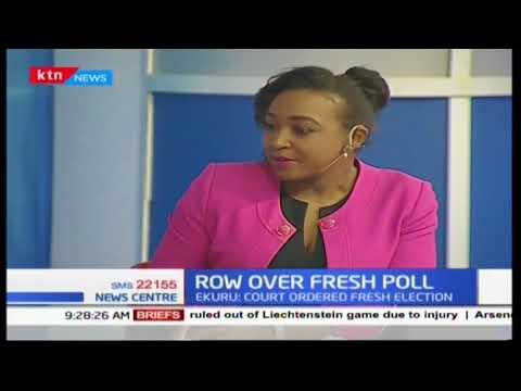Ekuru Aukot challenging IEBC decision