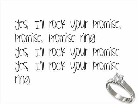 Tiffany Evans Ft. Ciara - Promise Ring (Lyrics)