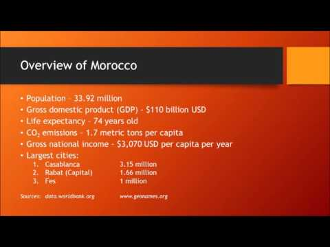 Morocco Energy Profile