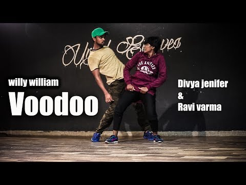 """Voodoo"" dance  Divya Jenifer Choreography  ""Willy William""  BFAB"