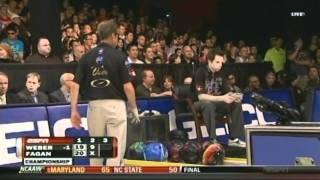 FANS VS PETE WEBER! - US Open 2012