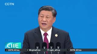 Xi Jinping emphasizes further opening up in keynote speech