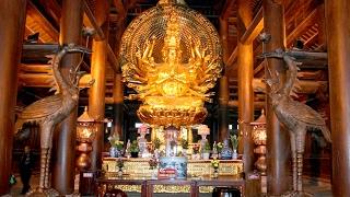 [Bai Dinh Ancient Pagoda] Toàn Cảnh Chùa Bái Đính-Huyện Gia Viễn-Thành Phố Ninh Bình
