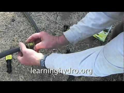 Assembling Quick Connect for garden hoses buy Vigoro do NOT to