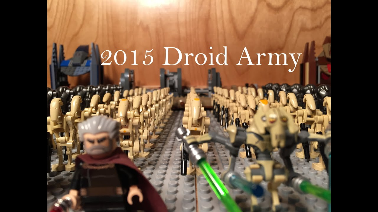 Star Wars - The New Droid Army (E)(Patience) ROM < GBA ...