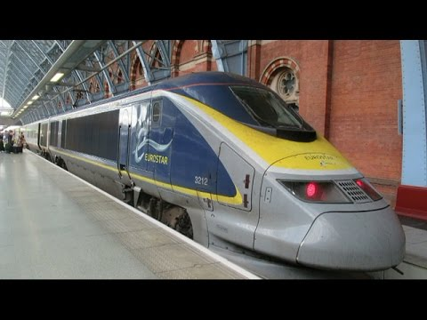 Eurostar 9126 (London to Brussels) - August 19th, 2015