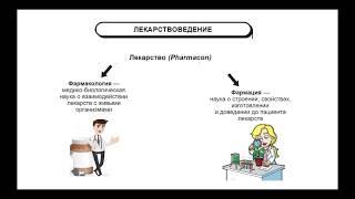 общая фармакология 1