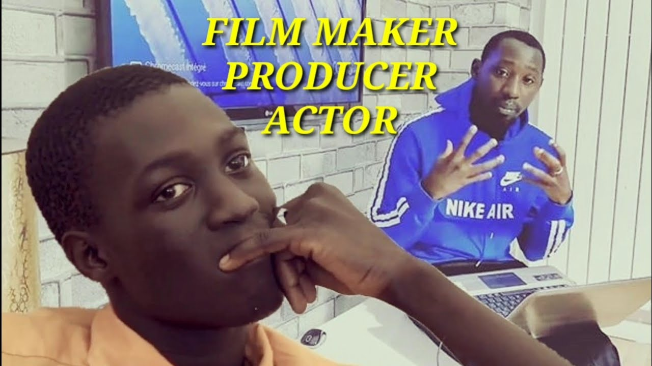 Musa - Young Gambian Film Maker, Film Producer & Actor Talks To Active Tv