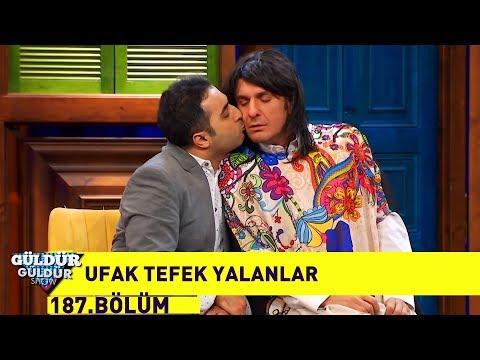 Güldür Güldür Show 187.Bölüm   Ufak Tefek Yalanlar indir