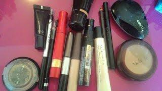 Como montar Kit Básico de Maquiagem com Produtos  Nacionais e Baratinhos