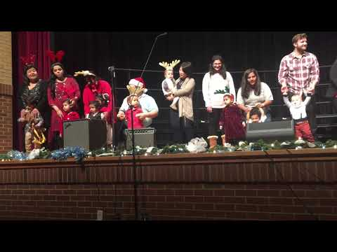 Montessori Academy at Sharon Springs 2018 Toddler Winter Concert