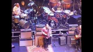 Allman Brothers Band, Beacon Theater.  3/1/13.   5 of 9.