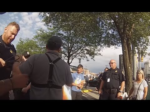 Pro-Life Leader Handcuffed, Activists Harassed at Presidential Debate | The Mark Harrington Show