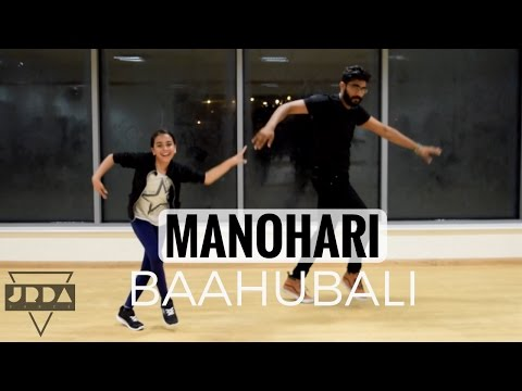 Manohari Video DANCE Song | Baahubali | Bahubali | @JeyaRaveendran Choreography