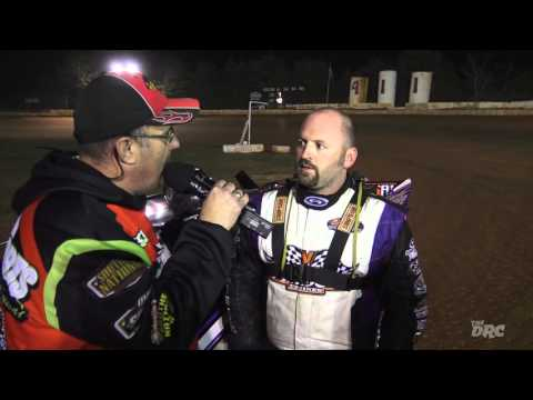 411 Motor Speedway | 1.1.16 | 6th Annual Hangover 40 | 2nd Place | Jason Hiett
