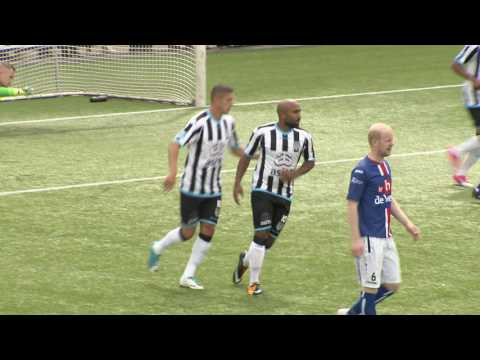 SVZW - Heracles Almelo 1-7 | 15-07-2017 | Samenvatting